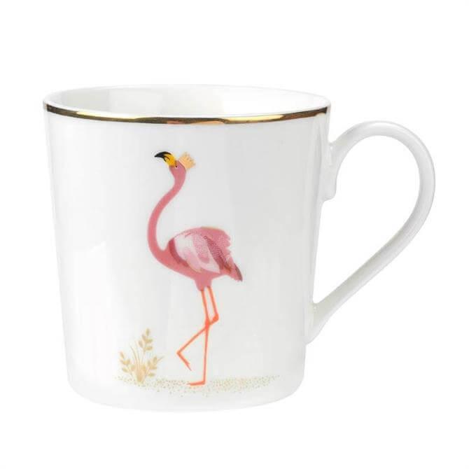 Sara Miller For Portmeirion Flamingo Collection Mug