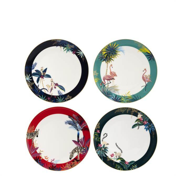 Sara Miller London Assorted Tahiti Dinner Plate