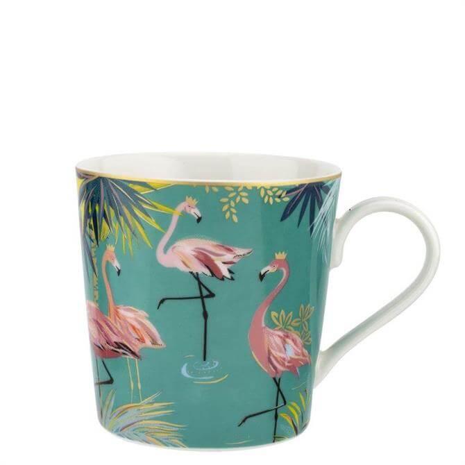 Sara Miller London The Flamingo Tahiti Mug