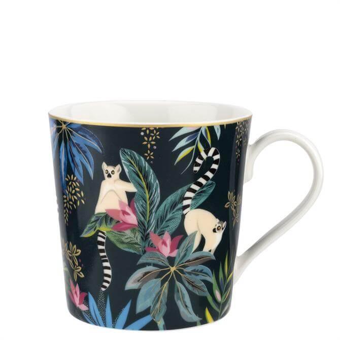 Sara Miller London Lemur Tahiti Mug