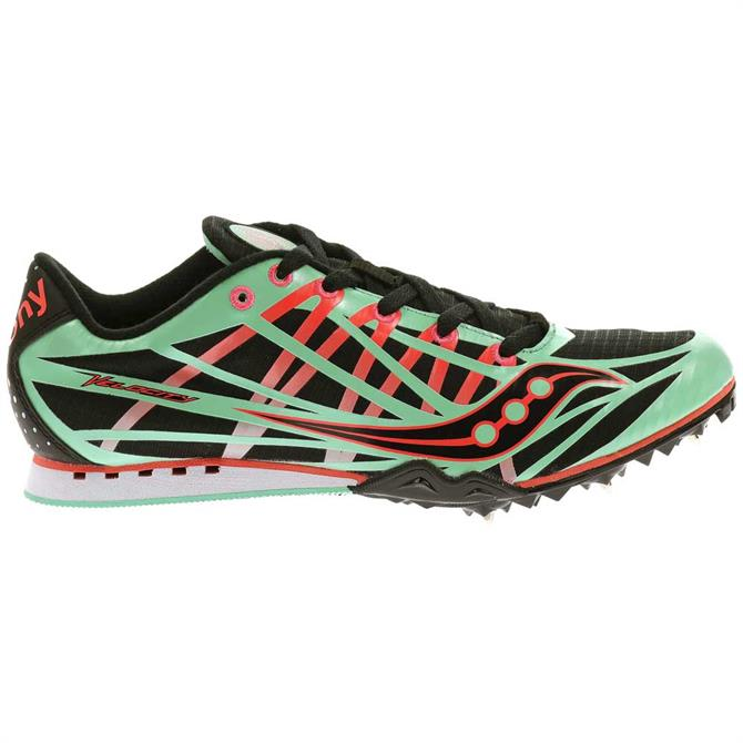 Saucony Womens Velocity Spike 5 - Mint