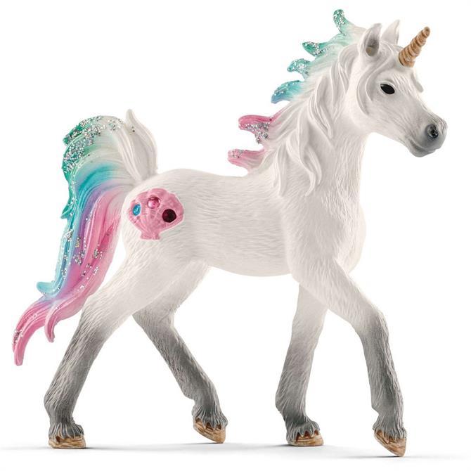 Schleich Sea Unicorn Foal 70572