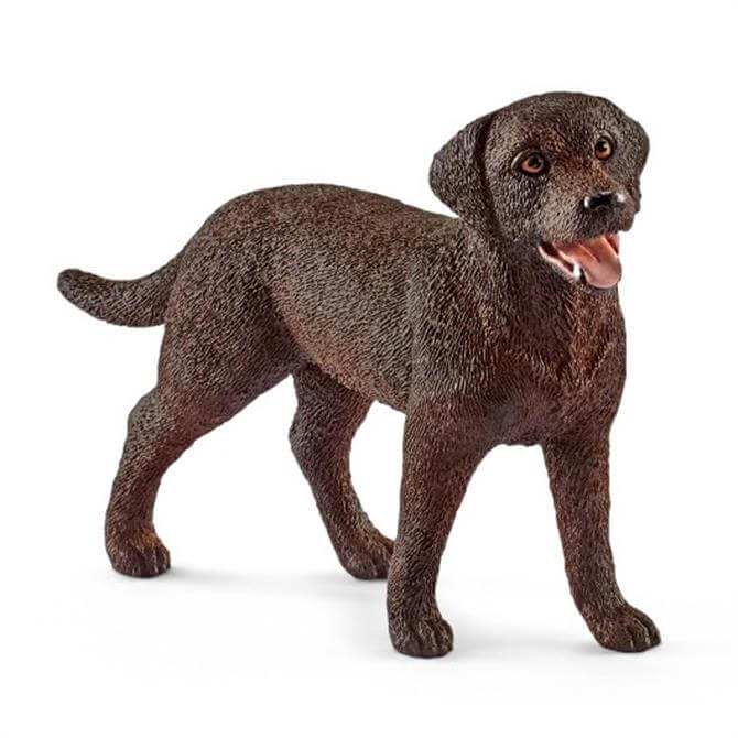 Schleich Female Labrador Retriever