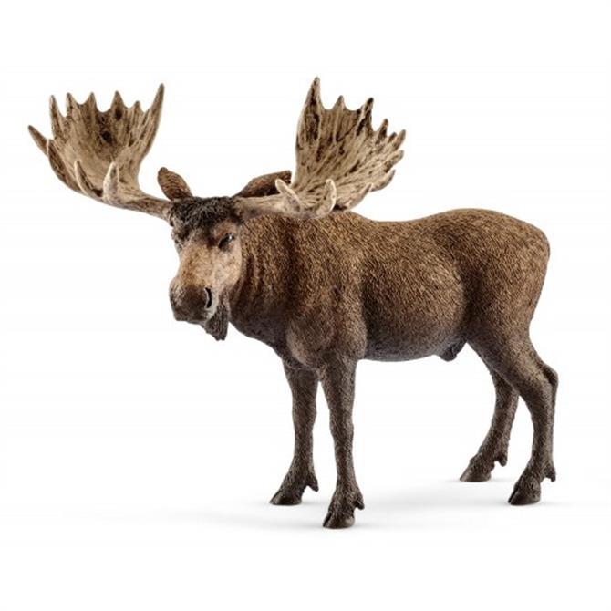Schleich Moose Bull 14781
