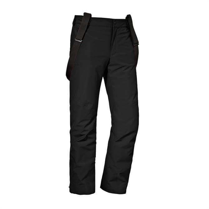 Schoffel Men's Venturi Stretch Bern Ski Pants - Black