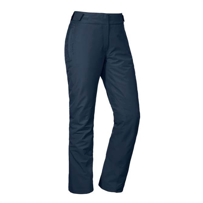 Schoffel Women's Pinzgau1 Regular Leg Ski Pants - Navy