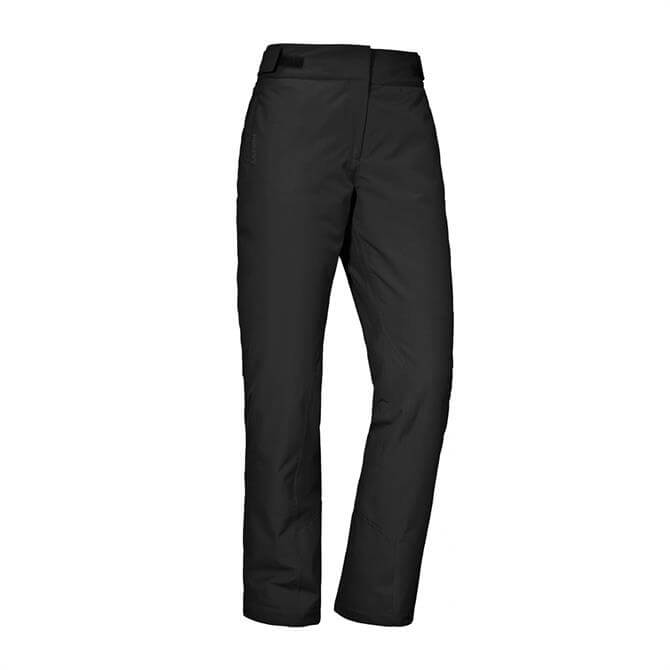 Schoffel Women's Pinzgau1 Regular Leg Ski Pants - Black