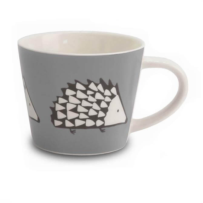 Scion Spike The Hedgehog Standard Mug: Grey
