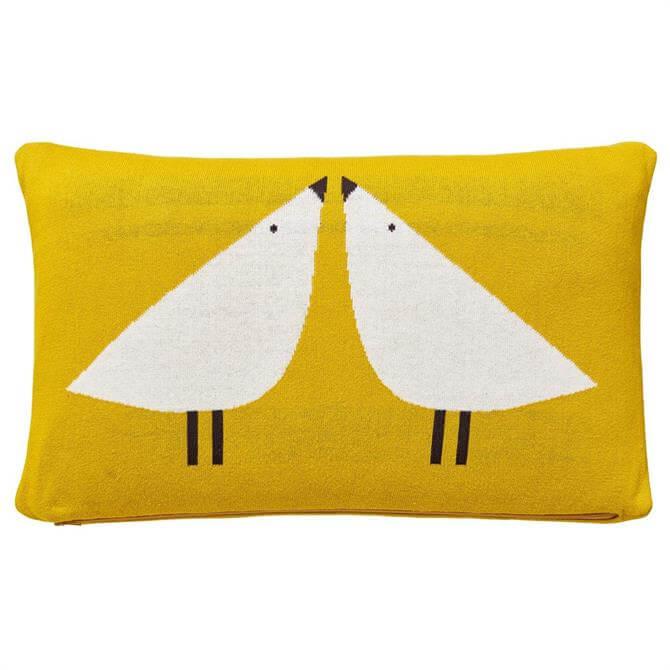 Scion Lintu Bird Cushion