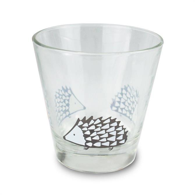 Scion Spike the Hedgehog Italian Glass Tumbler