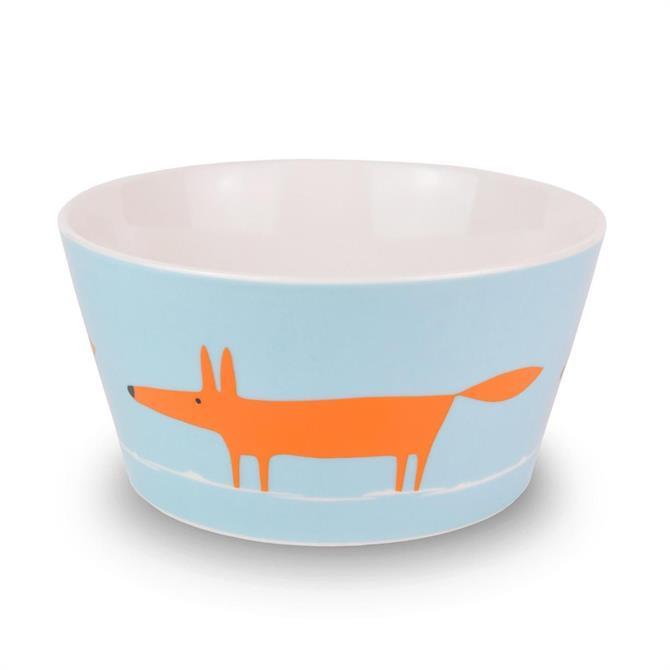 Scion Mr Fox Cereal Bowl