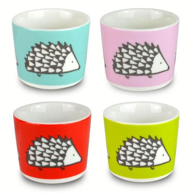 Scion Spike the Hedgehog Eggcup Set