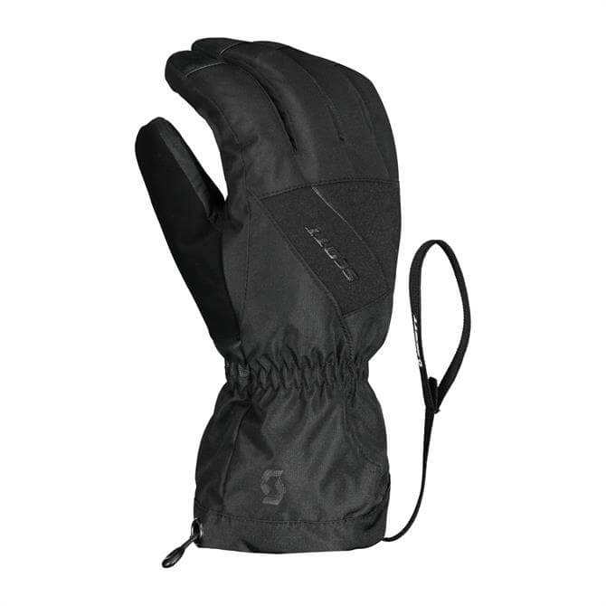 Scott Ultimate GTX Ski Glove- Black