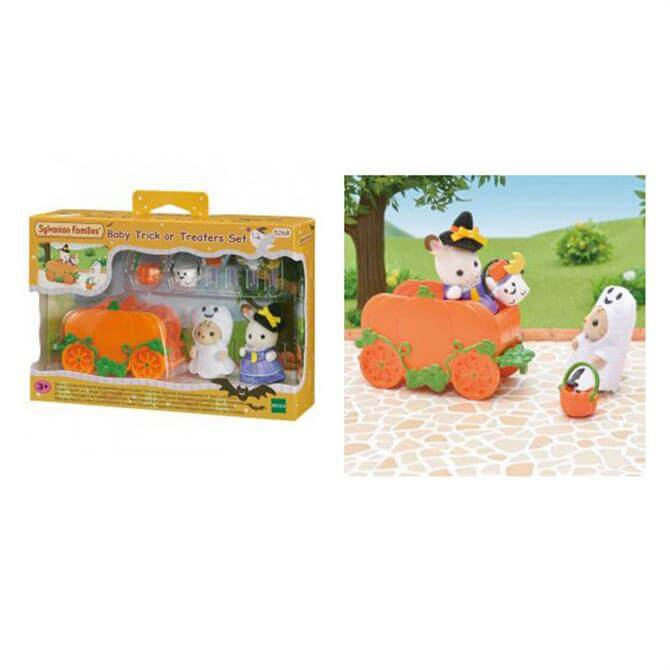 Sylvanian Families Baby Trick or Treat