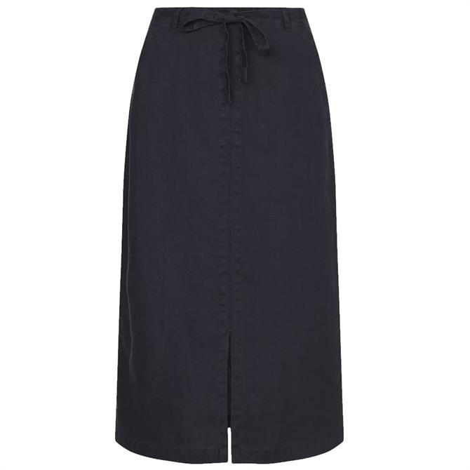 Seasalt Pencil Lead Linen Skirt