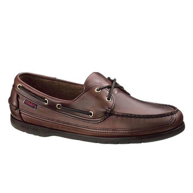 Sebago Schooner Oiled Waxy Shoes