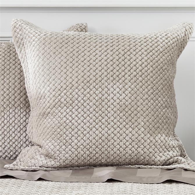 Sheridan Dupas Wicker Square European Pillow Sham