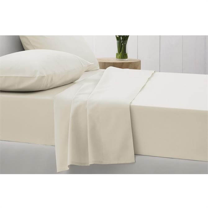 Sheridan 500 Thread Count Cotton Sateen Fitted Sheet