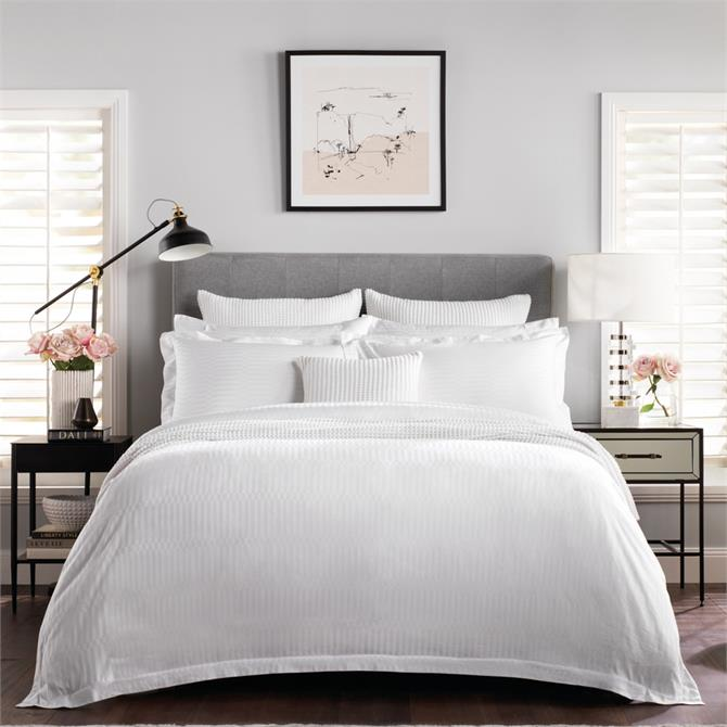 Sheridan Tindal White Duvet Cover Set