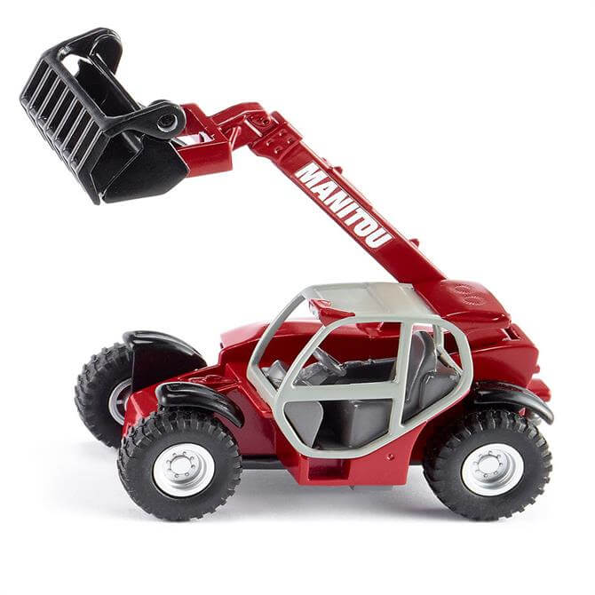 Alpha Siku Manitou Telescopic Loader