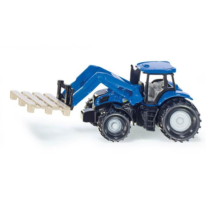 Alpha Siku New Holland Fork Pallet