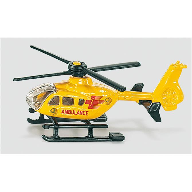Alpha Siku Ambulance Helicopter
