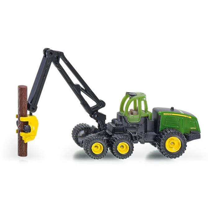 Alpha Siku John Deere Log Harvester