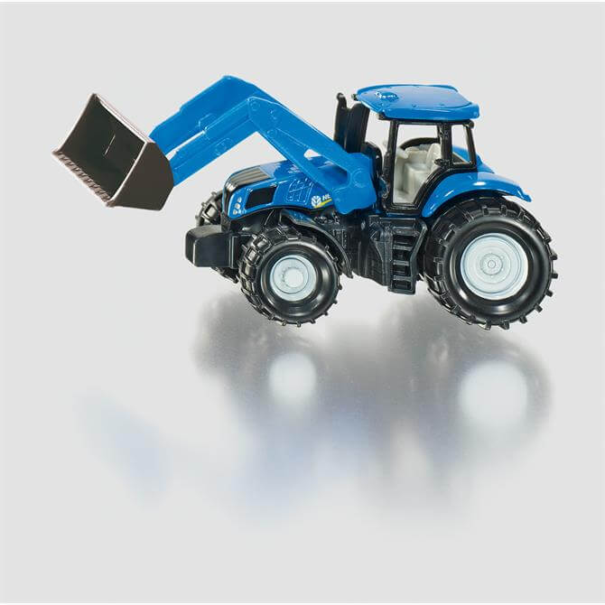 Siku New Holland with Front Loader