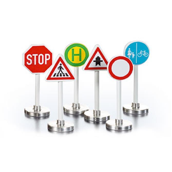Siku Road Signs