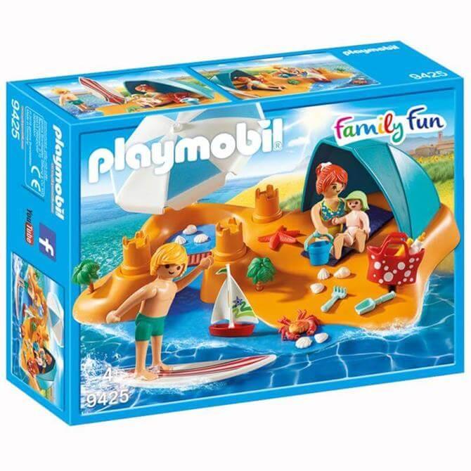 Playmobil Family Beach Day 9425