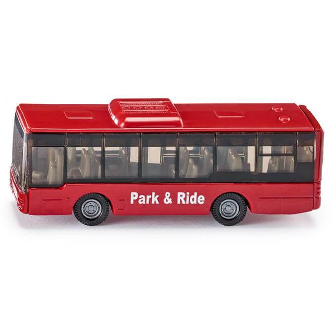 Alpha Siku City Bus