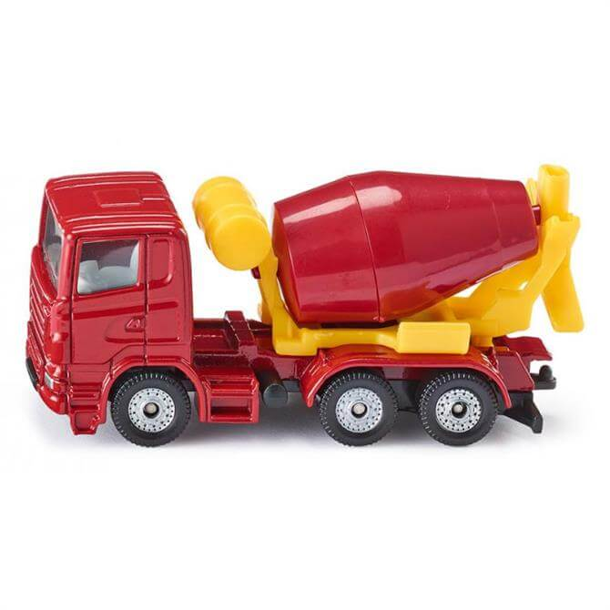 Alpha Siku Cement Mixer Lorry