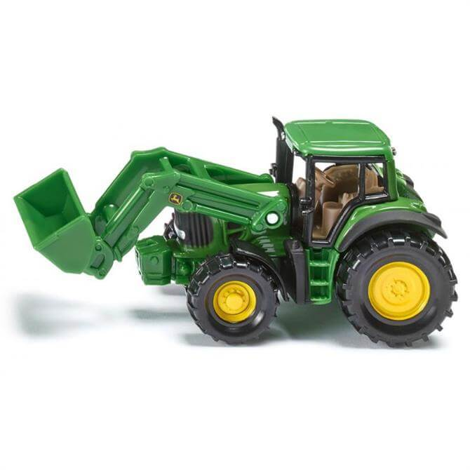 Siku John Deere with Front Loader