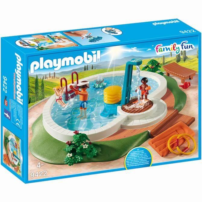 Playmobil Swimming Pool 9422