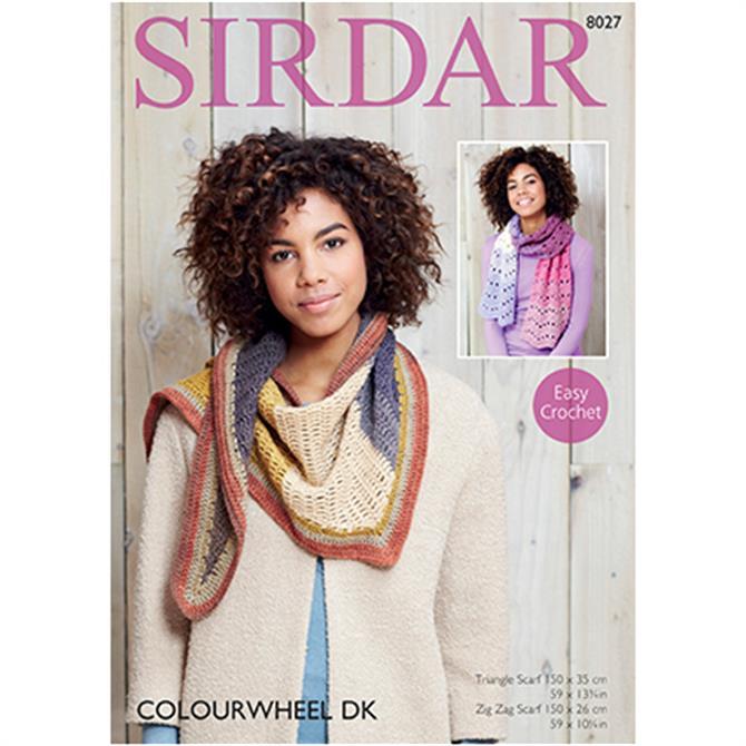 Sirdar Colour Wheel Knitting Patterns