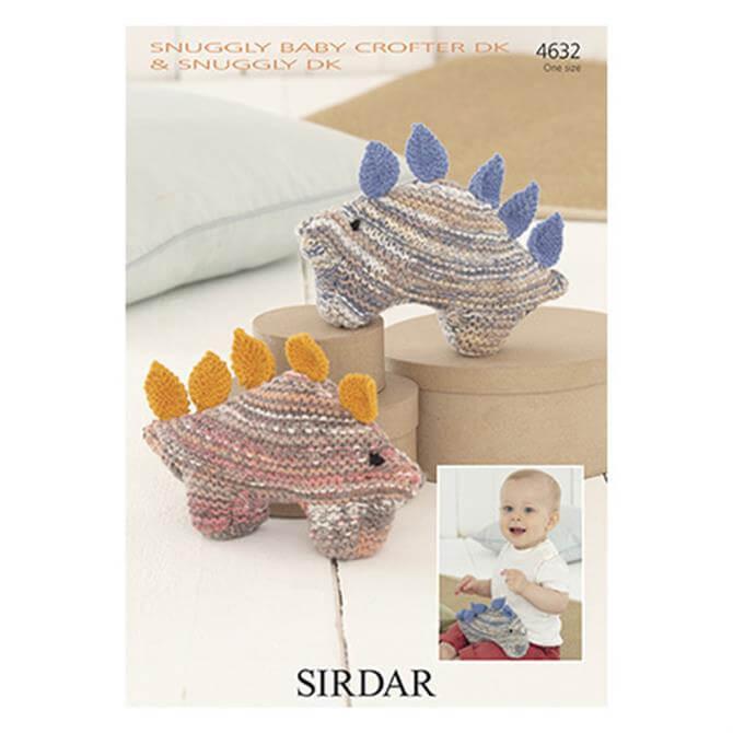 Sirdar Baby Crofter Pattern 4632