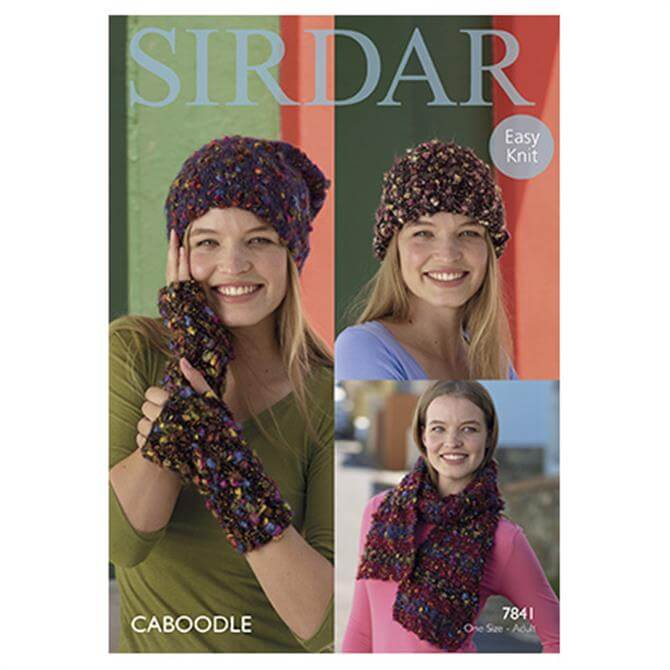 Sirdar Caboodle Pattern
