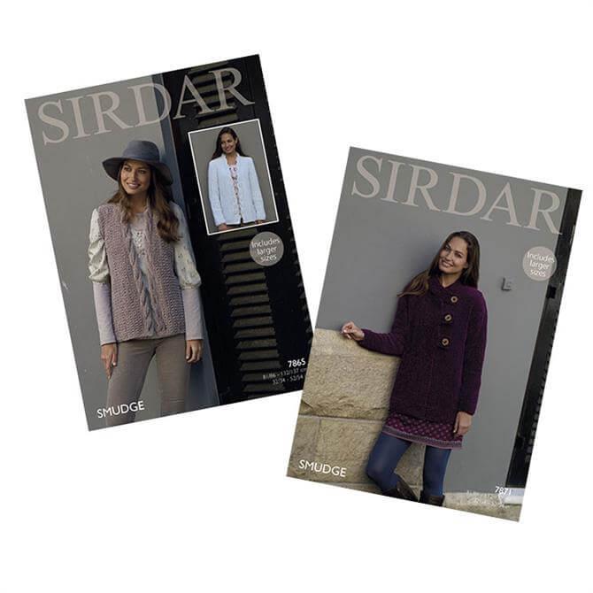 Sirdar Smudge Pattern