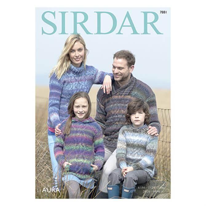 Sirdar Aura Pattern 7881