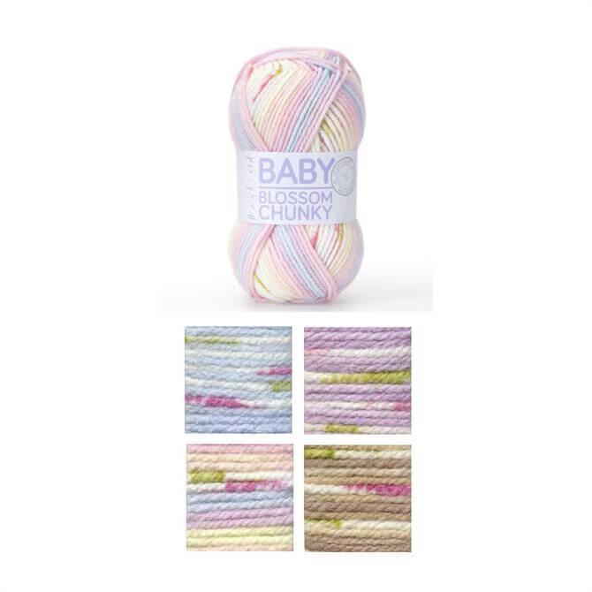 Sirdar Hayfield Baby Blossom Yarn