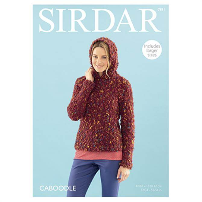 Sirdar Caboodle Pattern 7891