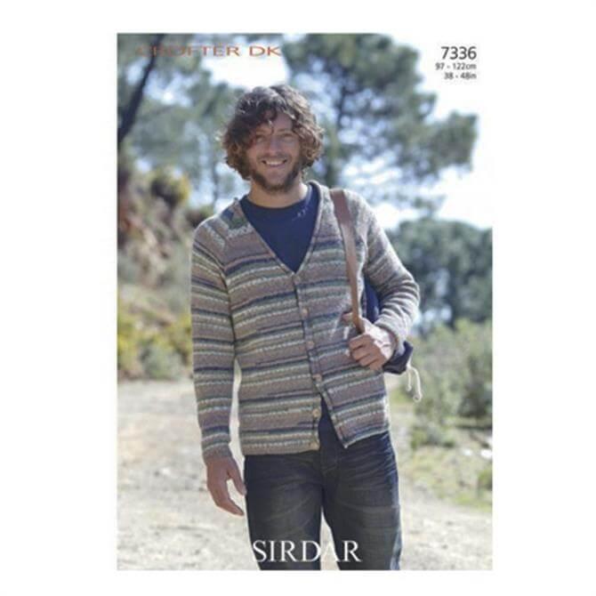 Sirdar Crofter DK Pattern 7336