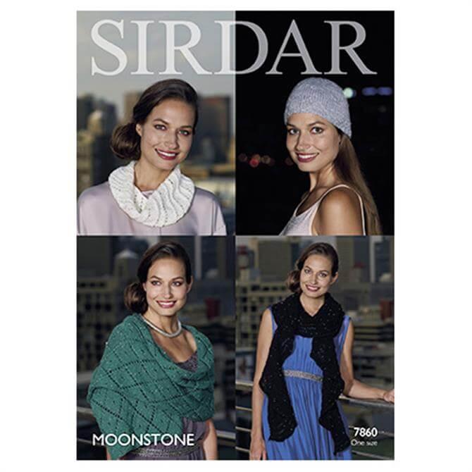 Sirdar Moonstone Pattern 7860