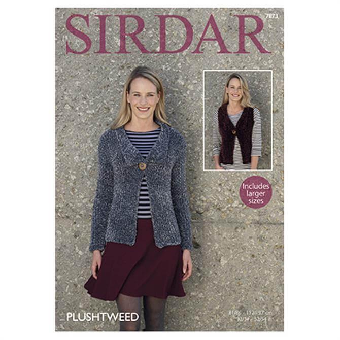 Sirdar Plushtweed Pattern