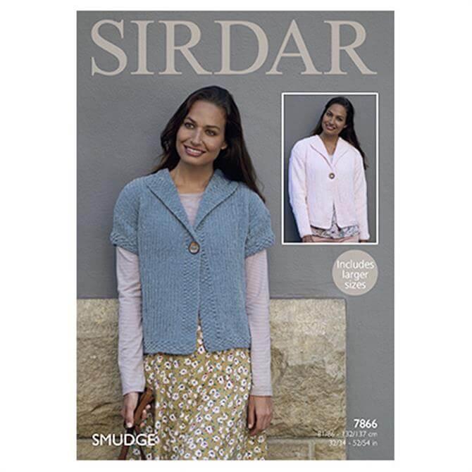 Sirdar Smudge Pattern 7866