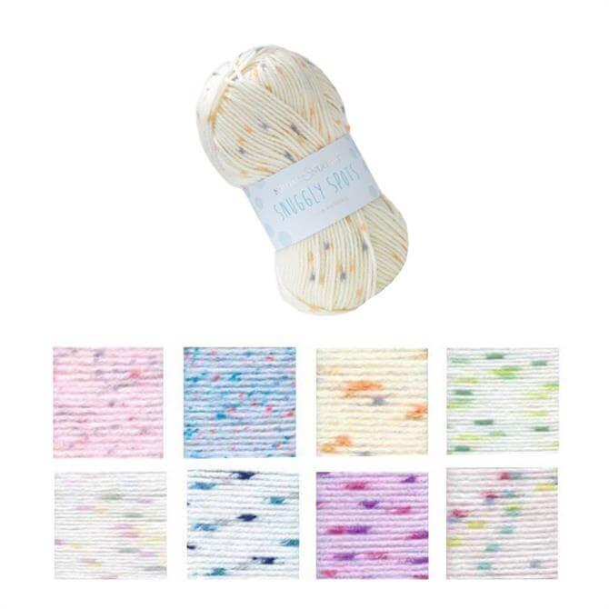 Sirdar Snuggly Spots Wool