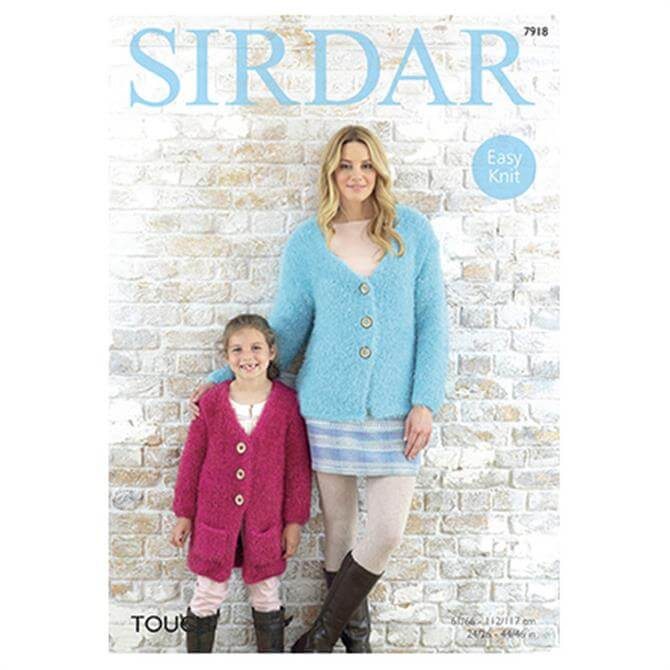 Sirdar Touch Pattern 7918