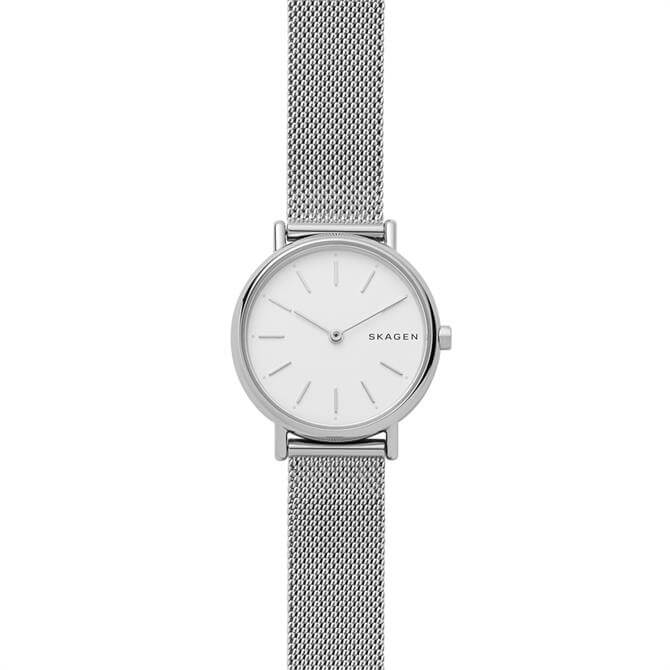 Skagen Signatur Slim Steel Mesh Watch
