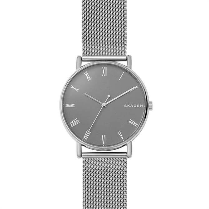 Skagen Signatur Steel Mesh Watch
