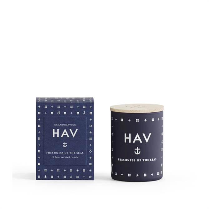 Skandinavisk Hav Mini Candle